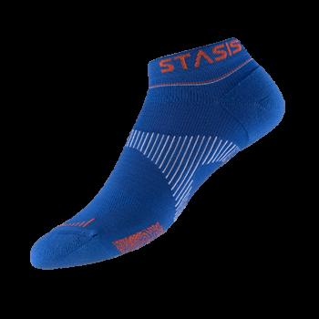 neuro socks no show dunkelblaue socken