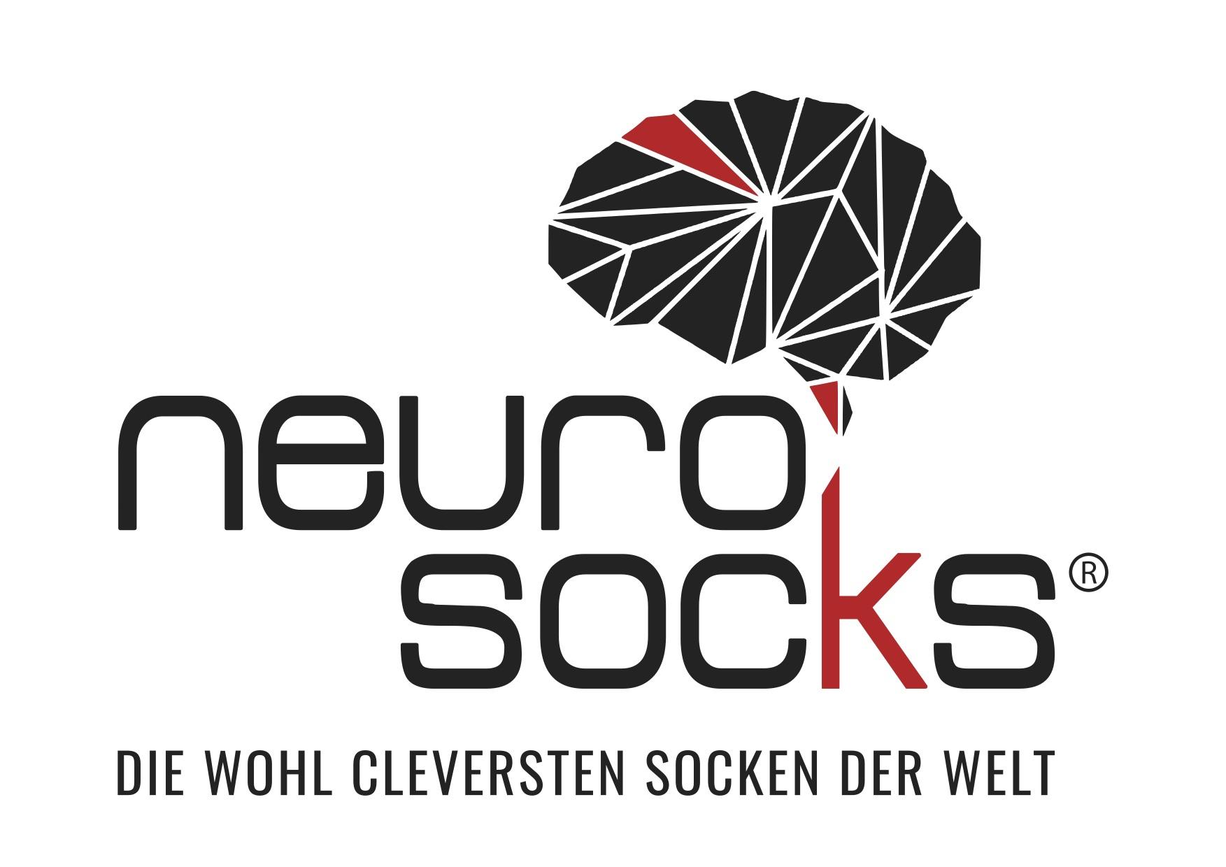 neuro socks logo die cleversten socken der welt aus puls 4