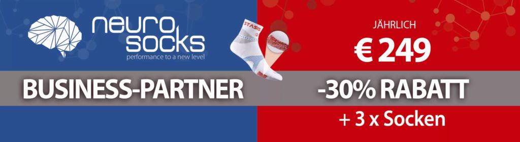 neuro socks business partner vorteile