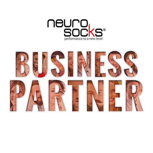 neuro socks business partner logo